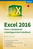 Excel 2016 - Práce s databázemi a kontingenčními tabulkami - Marek Laurenčík