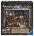 Exit Puzzle: Hvězdárna/759 dílků - Ravensburger