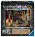 Exit Puzzle: Upírův hrad/759 dílků - Ravensburger