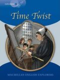 Explorers 6 Time Twist Reader - Sue Graves