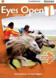 Eyes Open Level 1 Workbook with Online Practice - Vicki Anderson
