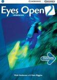 Eyes Open Level 2 Workbook with Online Practice - Vicki Anderson
