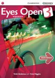 Eyes Open Level 3 Workbook with Online Practice - Vicki Anderson