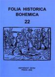 Folia Historica Bohemica, sv. 22. - Jiří Mikulec