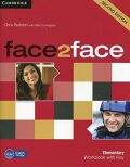 face2face Elementary Workbook with Key,2nd - Chris Redston, ...
