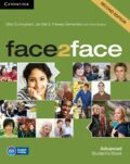 face2face Advanced Student´s Book - Gillie Cunningham