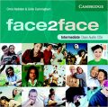 face2face Intermediate: Class Audio CDs (3) - Chris Redston, ...