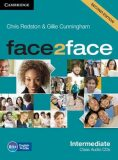 face2face Intermediate Class Audio CDs (3),2nd - Chris Redston, ...