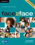 face2face Intermediate Student´s Book,2nd - Chris Redston