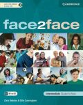 face2face Intermediate: Student´s Book with CD-ROM/Audio CD - Chris Redston, Bill Cunningham