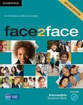 Face2face Intermediate Students Book with DVD-ROM - Chris Redston, ...