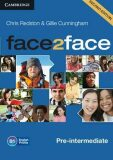 face2face Pre-intermediate Class Audio CDs (3),2nd - Chris Redston, ...