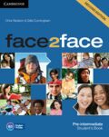 face2face Pre-intermediate Student´s Book,2nd - Chris Redston