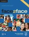 Face2face Pre-intermediate Students Book with DVD-ROM - Chris Redston, ...