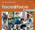 face2face Starter Class Audio CDs (3) - Chris Redston, ...