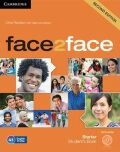 Face2face Starter Second Edition Students Book with DVD-ROM - Chris Redston, ...
