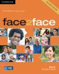 face2face Starter Student´s Book - Chris Redston