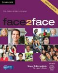 Face2face Upper Intermediate Students Book with DVD-ROM - Chris Redston, ...
