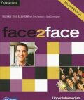 face2face Upper Intermediate Workbook with Key,2nd - Chris Redston, ...