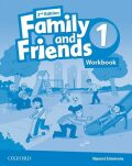 Family and Friends 1 Workbook (2nd) - Simmons Naomi