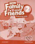 Family and Friends 2 - Pracovný zošit - Naomi Simmons