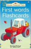 Farmyard Tales First Words Flashcards - Heather Amery