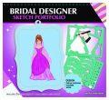 Fashion Girl kreativní skicák - Svatební návrhářka - Playco