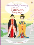 Fashion Long Ago (Sticker Dolly Dressing) - Lucy Bowman, Louie Stowell