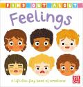 Feelings: A lift-the-flap book of emotions (Find Out About) - Louise Forshaw