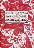 Fiktivní deník Oscara Wildea - Peter Ackroyd