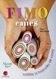 Fimo -  canes–roličky, hranolky - Petra Nemravová