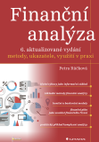 Finanční analýza - 6. aktualizované vydání - Petra Růčková