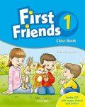 First Friends 1 Course Book + Audio CD Pack - Susan Lannuzzi