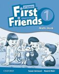 First Friends 1 Maths Book (2nd) - Susan Lannuzzi