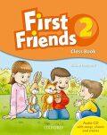 First Friends 2 Course Book + Audio CD Pack - Susan Lannuzzi