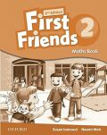 First Friends 2 Maths Book (2nd) - Susan Lannuzzi