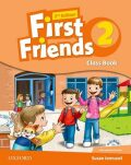 First Friends 2 Course Book with Multi-ROM (2nd) - Susan Lannuzzi