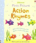 First Picture : Action Rhymes - Felicity Brooks