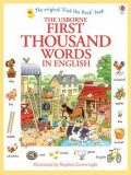 First Thousand Words In Englis - Heather Amery