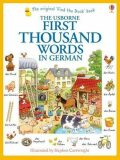 First Thousand Words in German - Heather Amery