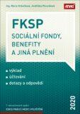 FKSP, sociální fondy, benefity a jiná plnění 2020 - Jindriška Plesníková, ...