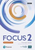Focus 2 Teacher´s Book with Pearson Practice English App (2nd) - Sue Kay