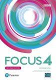 Focus 4 Workbook (2nd) - Daniel Brayshaw