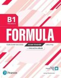 Formula B1 Preliminary Exam Trainer without key - Jacky Newbrook