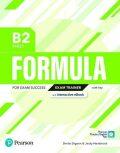 Formula B2 First Exam Trainer with key - Sheila Dignen
