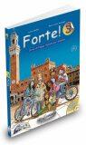Forte! 3 Libro dello studente ed esercizi + CD Audio + CD ROM - L. Maddii - M.C. Borgogni
