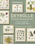 Frameables: Deyrolle - French Botanical Art. 21 Nature Prints for a Picture-Perfect Home - Emmanuelle Polle, ...
