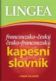Francouzsko-český/česko-francouzský kapesní slovník - TZ-one,