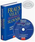 FRAUS komplet Velký ekonomický slovník AČ-ČA (kniha + CD-ROM) - FRAUS