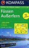 FUSSEN AUSSERFERN 1:50 000 - KOMPASS-Karten GmbH